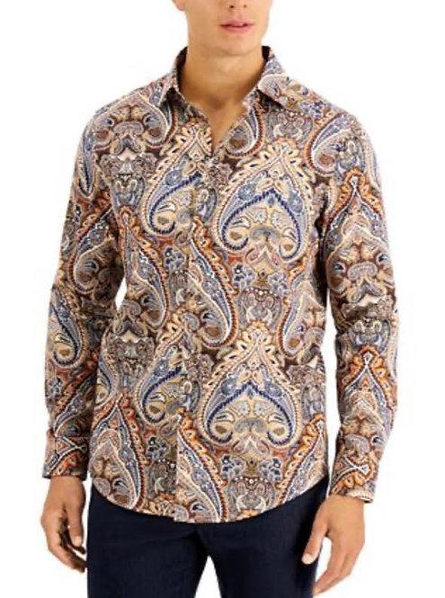 Mens hearts Print Shirt