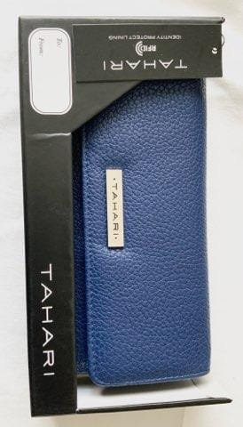 Navy Blue Tahari Women's Wallet