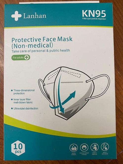 KN 95 Face Mask (10 pcs Box)