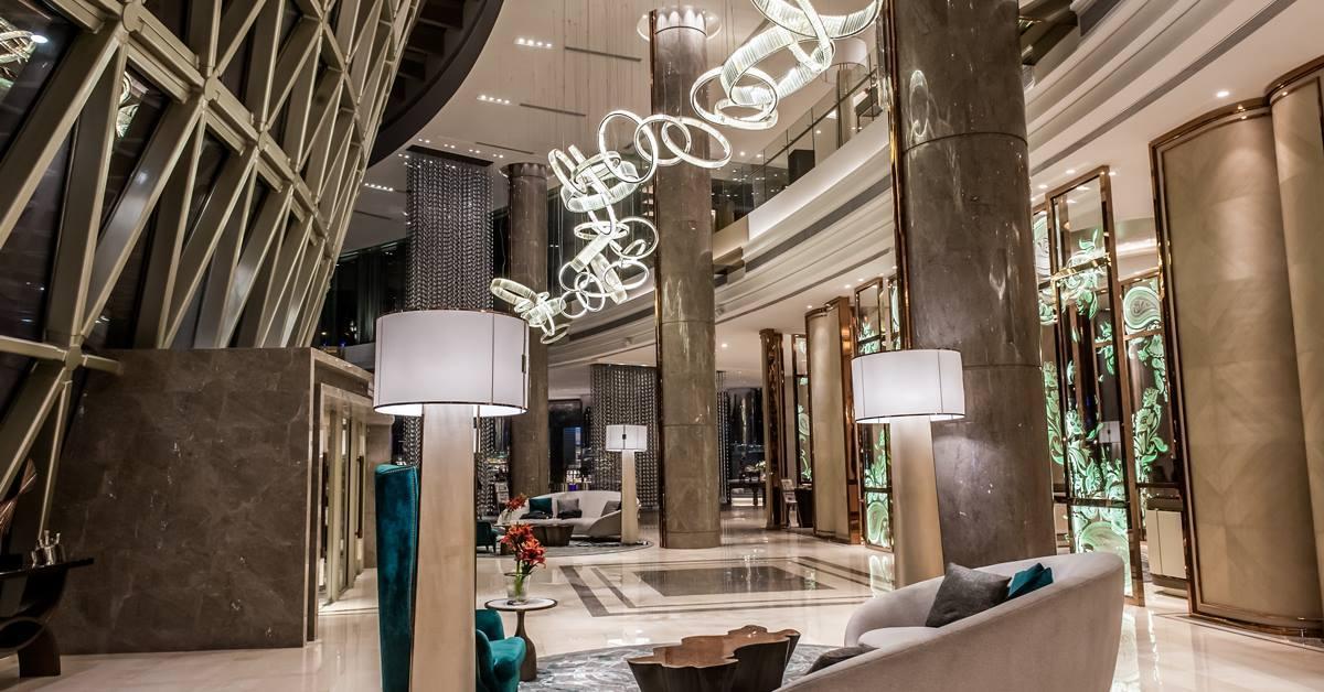 4. Hotel Lobby