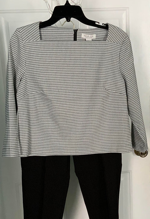 Rachel Zoe Black and White Top Size M GHS 200