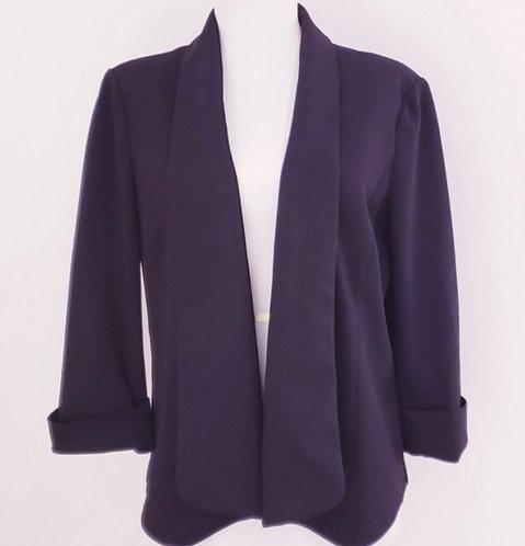 Anne Klein 3/4 Sleeve Blazer