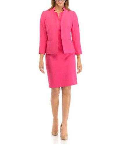 Fuchsia Pink Blazer Set