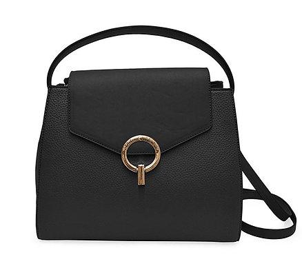 Adrienne Vittadini Classy Black Bag