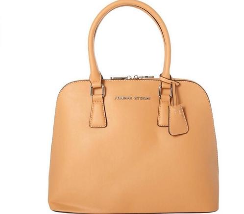 Adrienne Vittadini Mustard Dome Bag