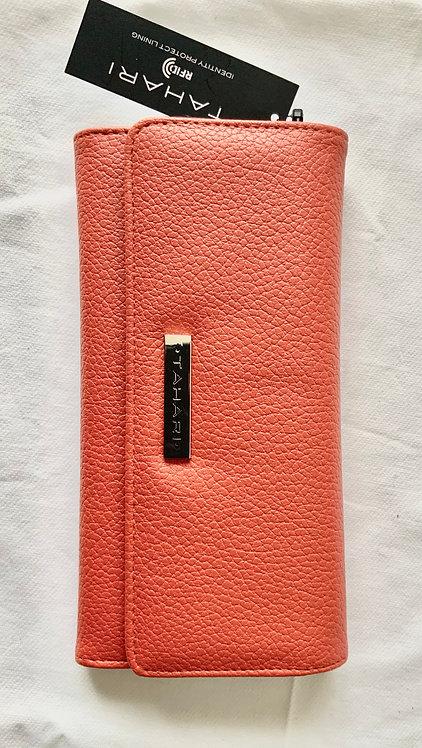 Tahari Orange Women's Wallet