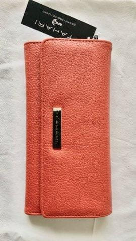 Orange Tahari Women's Wallet