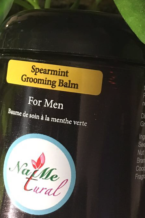 Spearmint Grooming Balm