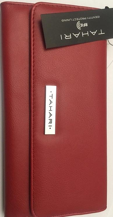 Wine Tahari Wallet