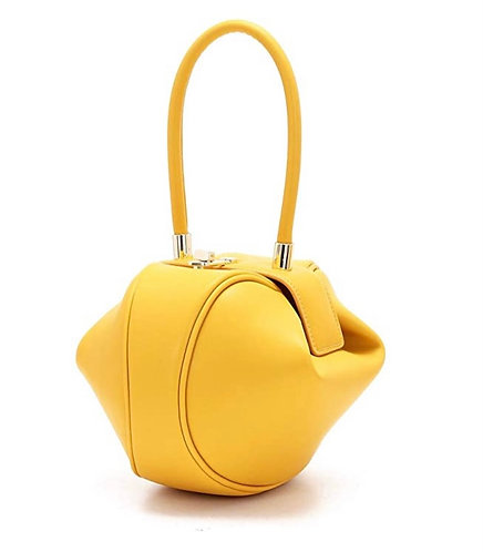 Duchess Of Sussex Yellow Bag
