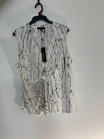 DKNY Abstract Print