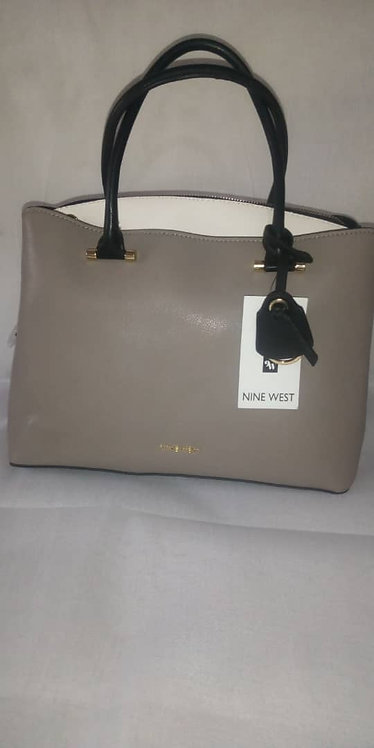 Nine West Grey Handbag