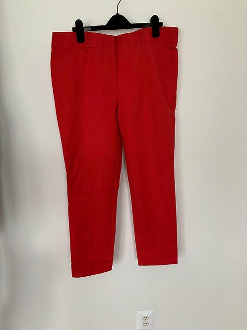 Loft  Red Pant size 14