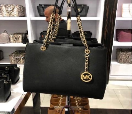 Mk Chain handle bag