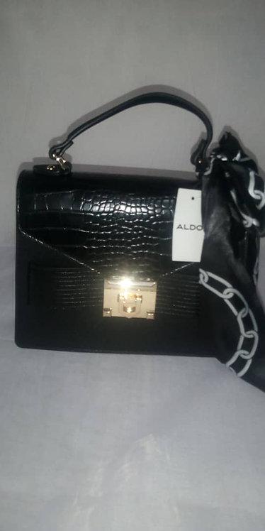Aldo Croc Handbag