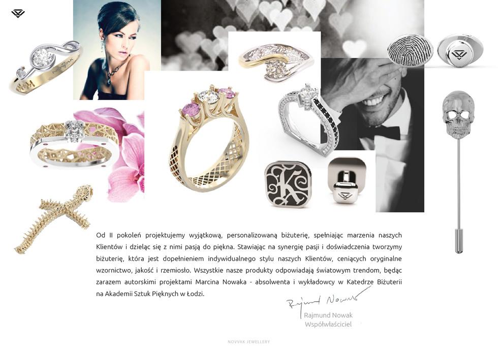 O Novvak Jewellery