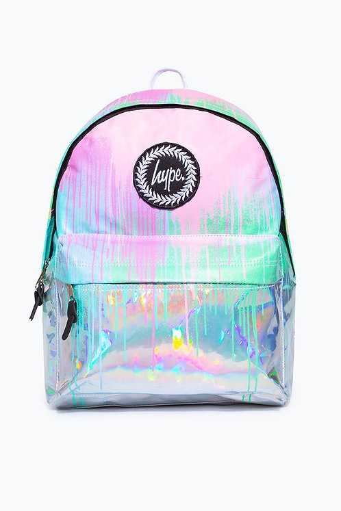 HYPE HOLO DRIPS BACKPACK