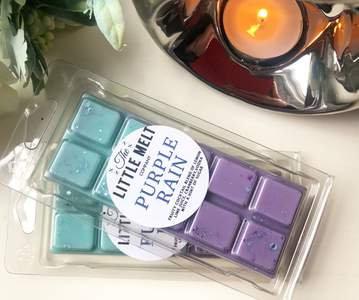 Purple Rain Wax Snap Bar