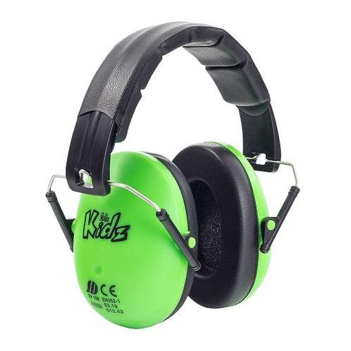 Edz Kidz GREEN Ear Defenders