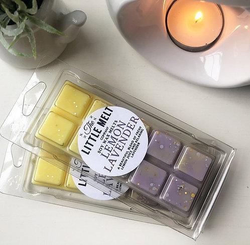 Lemon Lavender Wax Snap Bar