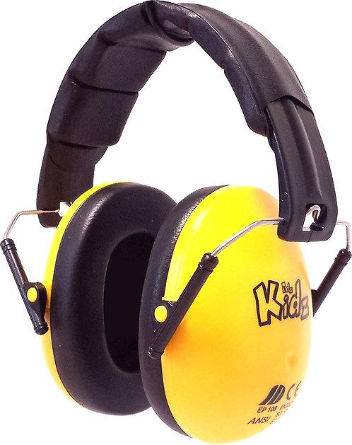 Edz Kidz YELLOW Ear Defenders