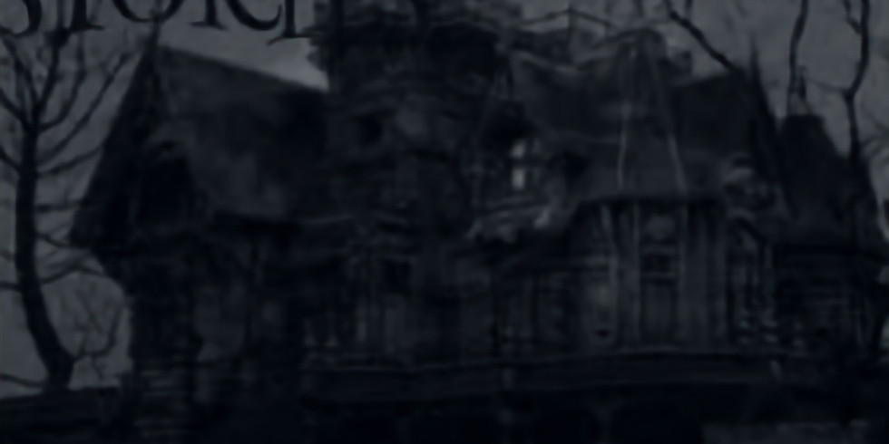 ONLINE DISC STORYTELLING CAFE - 'Scary creepy stories'
