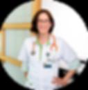 dr. Chantal Jacobs van het Endonet team