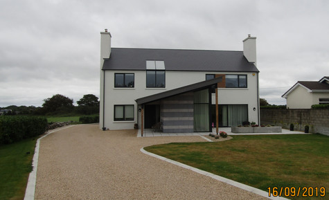 New Private House, Co. Galway.