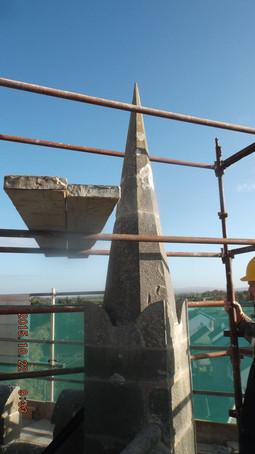 Pinnacle Repair, Gort Library