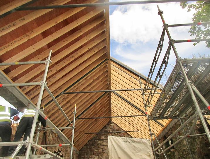 Roof Renewal, Scotland