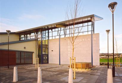 Westside Library, Galway