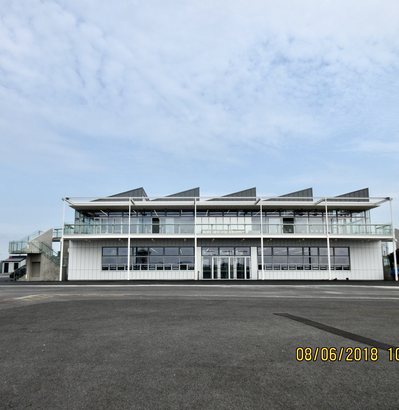 Wilson Lynch Building, Galway Race Course