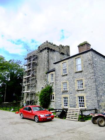 13th Century Castle & Georgian House, Co.Galway