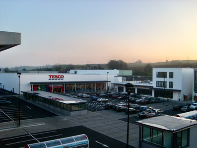 Tesco, offices and independent retail, WestPoint Centre, Westport