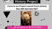 Rebel Dykes History Project Launch Event (online)