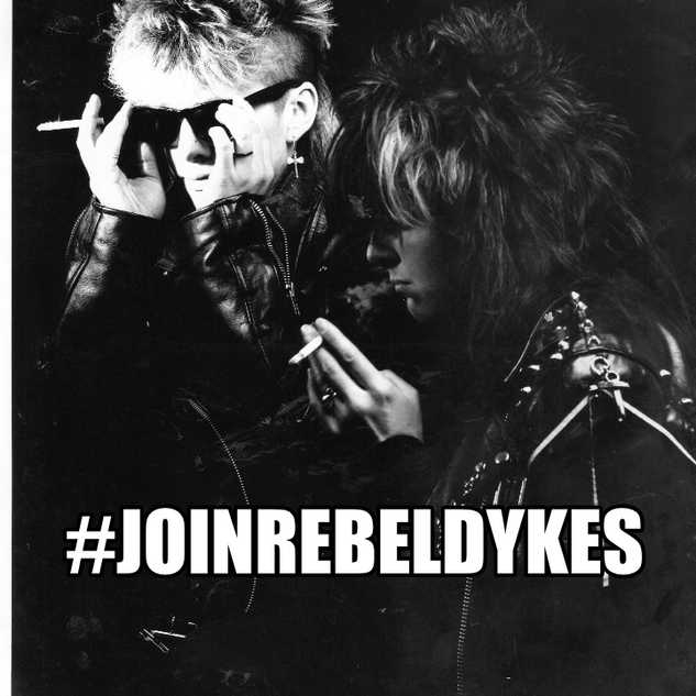 REBEL DYKES (Post-production)