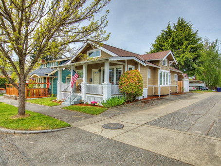 SOLD! - 1713 S 11th St, Tacoma, WA 98405