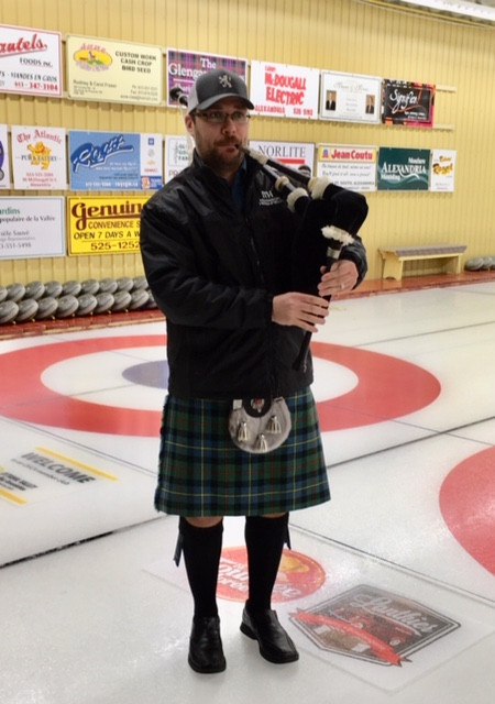 Our Piper Brad MacLeod
