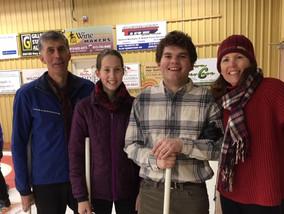 MacRae Curling Team