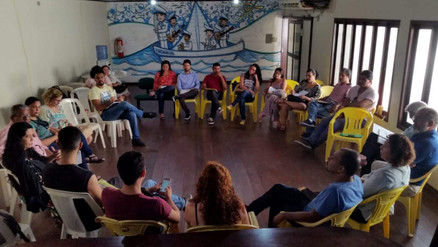 Reunião da Rede