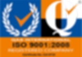 ISO 9001 9008 accredited