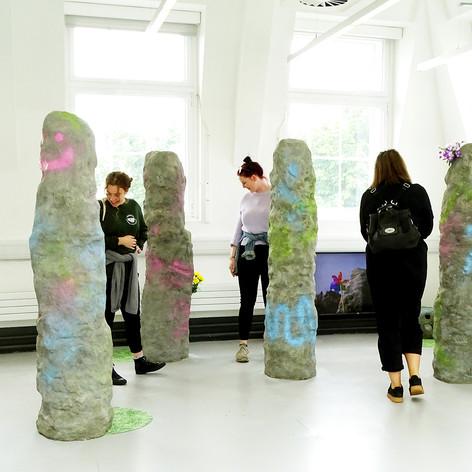 Sculpture & Installation