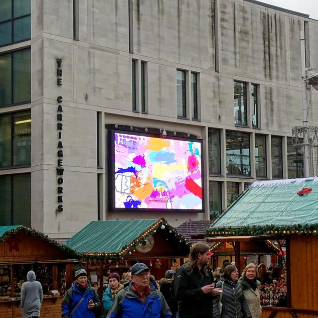 Leeds Big Screen (2018)