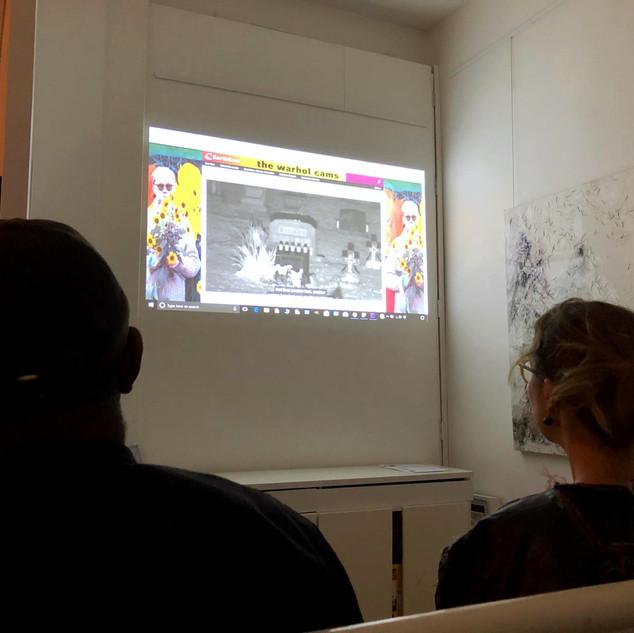 Video Art Film Club #1(2018)