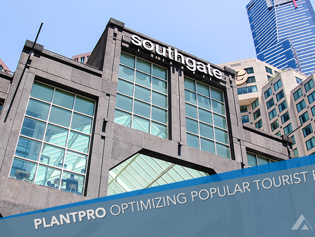 PlantPRO optimizing popular Melbourne tourist precinct