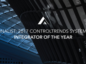Airmaster named as finalist at 2017 ControlTrends Awards