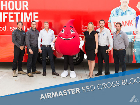 Airmaster and BUENO Queensland teams roll up their sleeves to save lives