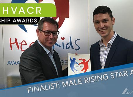 Staff Profile: Jason Harrison – HVAC&R Leadership Awards Finalist