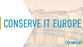 Conserve It announces expansion into Europe