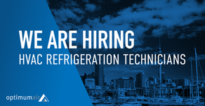 Positions Available: Refrigeration Technicians